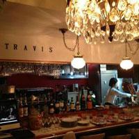 Travis cafe